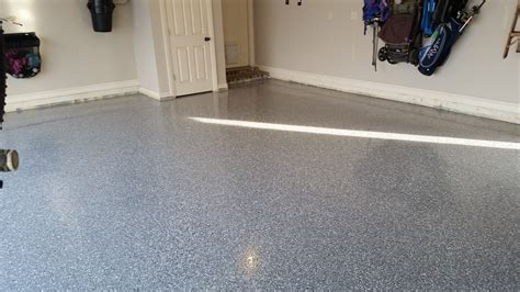 Garage Floor Paint Hardener Garage And Shop Floor Coating In Springdale Rogers And