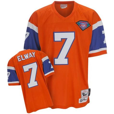 orange elway 7 jersey popular p 975 17 best images about sports jerseys on nhl