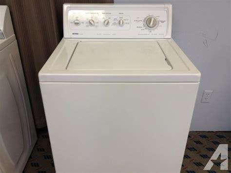 used washing machine kenmore 90 series washer washing machine used for sale in tacoma washington classified