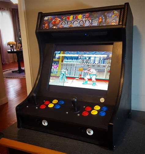 Bartop Arcade Raspberry Pi 25 Best Ideas About Raspberry Pi Projects On