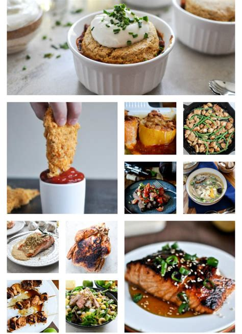 20 weeks of different healthier dinner ideas how sweet it is