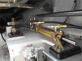 Sailboat Steering Pedestal Marine Hydraulic Steering Systems Seaboard Marine