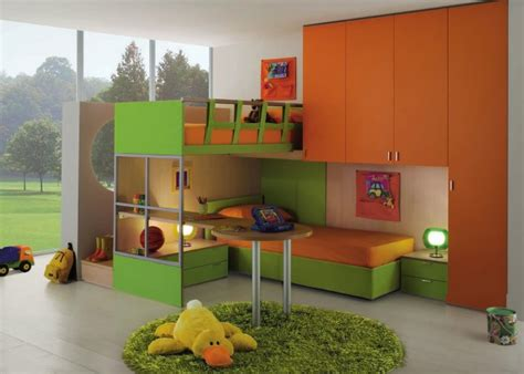 modular childrens bedroom furniture 16 functional shared kids room ideas for two children