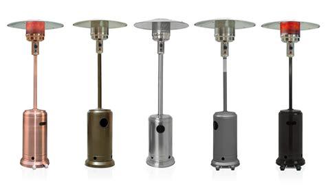 Infrared Heaters Outdoor Patio by Outdoor Patio Heater Propane Lp Gas Infrared Garden