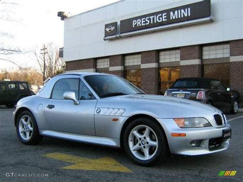 1998 arctic silver metallic bmw z3 2 8 roadster 25195902 gtcarlot car color galleries