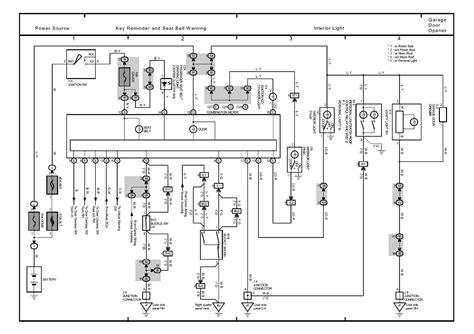 Commercial Garage Door Wiring Diagram Pilotproject Org Garage Door Opener Schematic