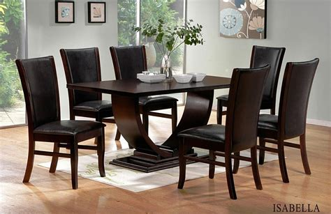 Modern Dining Rooms Sets Modern Dining Room Set