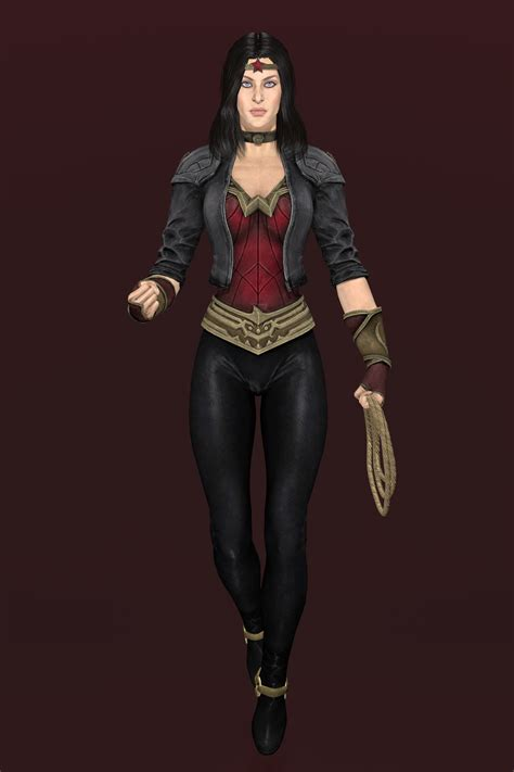imagenes de wonder woman injustice injustice gods among us wonder woman 600 by