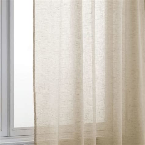 Sheer Linen Curtains Sheer Linen Curtain Fabric Uk Curtain Menzilperde Net