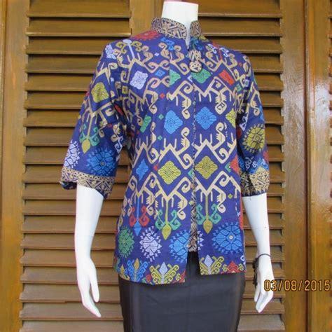 Promo Blus Batik Katun Meyriska 1000 images about model blus batik on shops