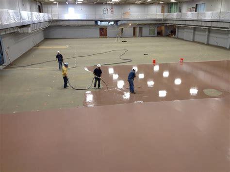 Epoxy Floor Leveler Self Leveling by Concrete Polishing Epoxy Overlays Chicago Fort Myers