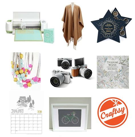 Creative Giveaway Ideas - gift ideas for creative women giveaways