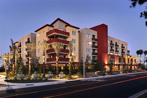 Irvine Appartments by Ktgy Designed Affordable Apartments In Irvine To Celebrate