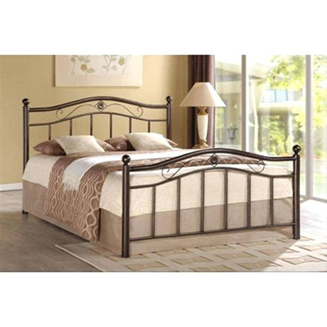 metal headboards for double bed headboard footboard bed frame marcelalcala