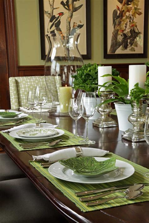 dining room table setting ideas dining room table settings marceladick com