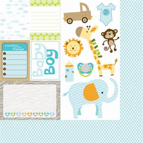 baby scrapbook templates free printable printable baby boy quotes scrapbook quotesgram