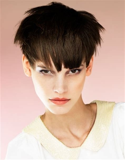 hairstyles for loreal winter 2011 short hairstyle trends women s short hairstyle trends 2012