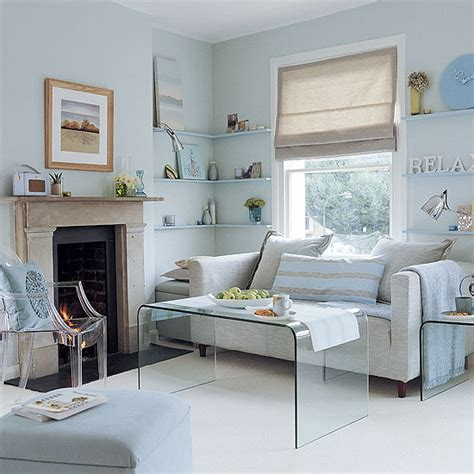 grey and duck egg blue living room soft shades of duck egg and grey in a relaxing house of 239 s