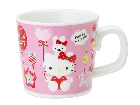 Home Decor Accessories Online Store hello kitty small size mug cup for kids balloon sanrio