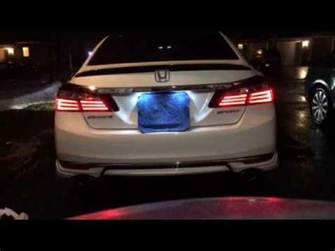 2005 honda accord brake light bulb 2016 honda accord brake light leds