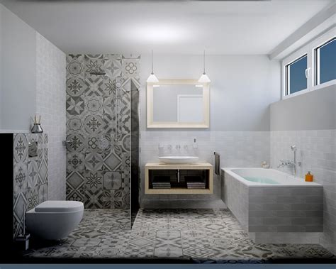 patchwork bathroom patchwork brick bathrrom bathroom by tom aquastyl cz on