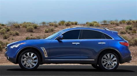 2012 infiniti fx35 review notes different looks with