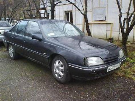 opel omega 1990 1990 opel omega pictures 3000cc gasoline fr or rr