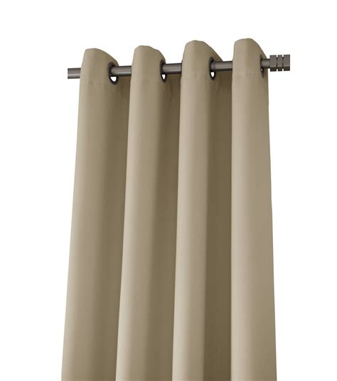 Insulated Thermal Curtains Beige Thermal Insulated Blackout Curtain Panels Curtains