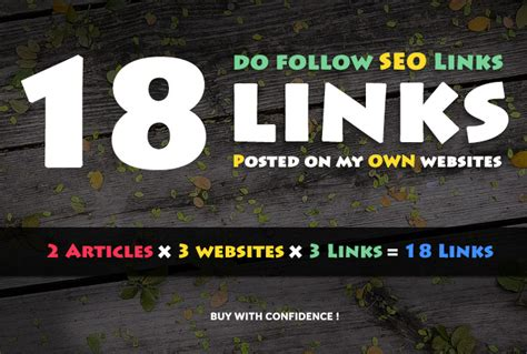 Links To Stalk 18 by Get 18 Dofollow Seo Links Domains For 5 Seoclerks