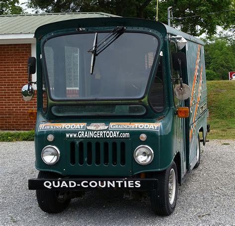 jeep van 2015 fj ewillys