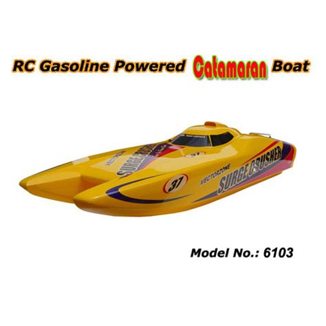 rc gas boat catamaran china rc boat rc gas powered catamaran boat jy 6103