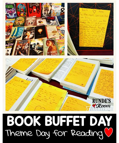room booked for the day runde s room theme day book buffet