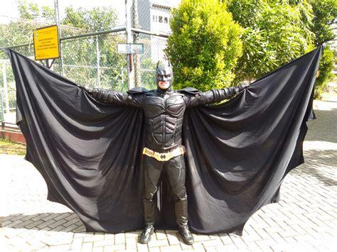 Paket 4x90 000 Baju Celana Nama Nomer menyewakan kostum batman the di toko adhie rental daerah spotsewa