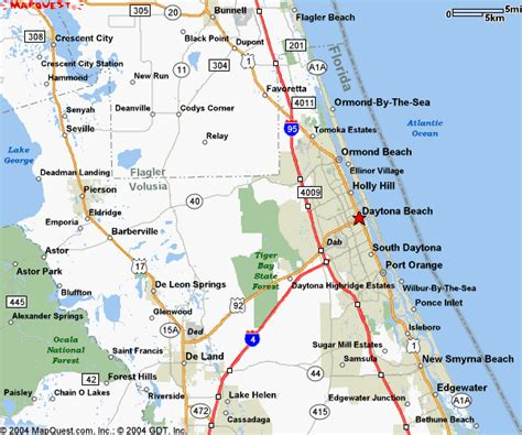 map daytona florida central florida mid florida daytona florida maps