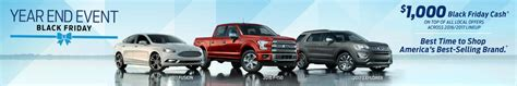 Ford Black Friday by Ford Black Friday Sales Event