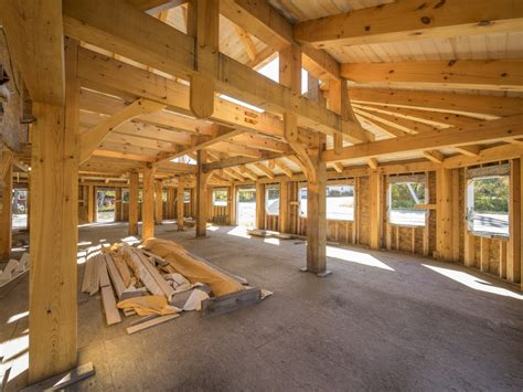 benefits  post  beam construction post beam homes