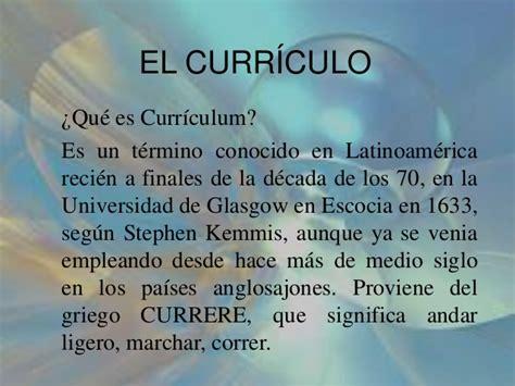 Modelo Curricular De Stephen Kemmis El Curr 237 Culo