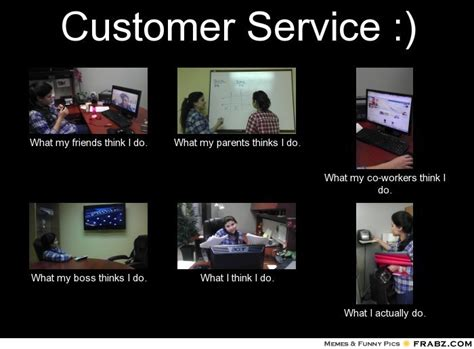 Customer Service Meme - the gallery for gt customer service meme generator