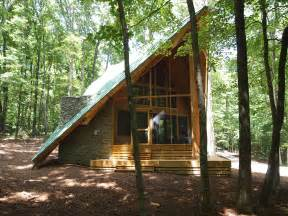 Small Homes East Tennessee Living Large Reveals A Unique Tiny House In The Woods