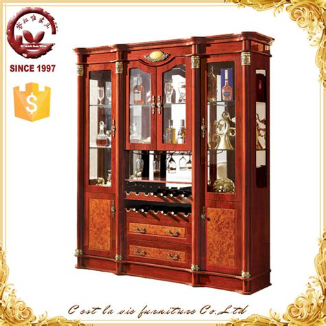 dining room wine cabinet dining room cherry wine storage wooden multi drawer