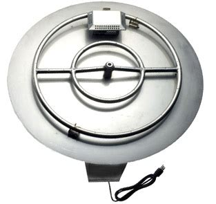 gas pit insert bowl gas pit insert