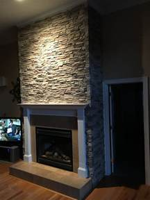 fireplace surround creative faux panels