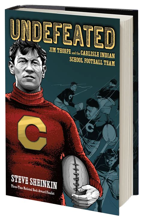 undefeated books steve sheinkin