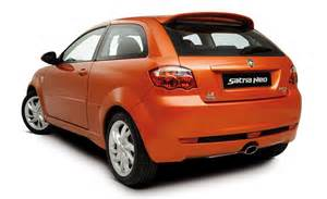 Proton Satria Neo Car And Driver