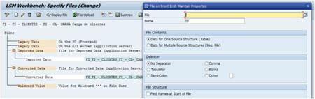 tutorial sap lsmw configurar lsmw parte 2 2
