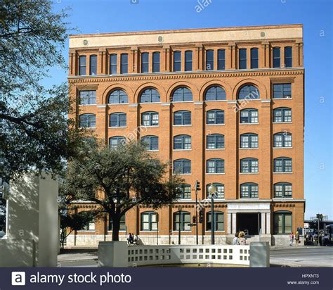 The Sixth Floor Museum by The Sixth Floor Museum At Dealey Plaza President F