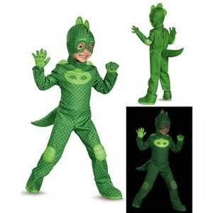 toddler pj masks deluxe gekko costume pj masks halloween