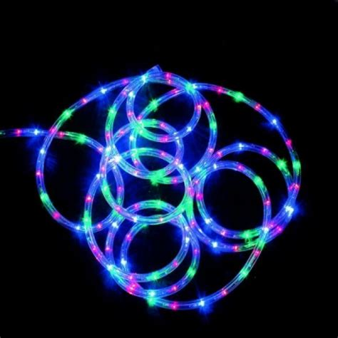 Premier 9m Led Supabrights Rope Light Multi Coloured Led Premier Led Lights