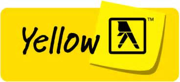 Yellow Logo Scammers Using Yellow Pages Walking Fingers