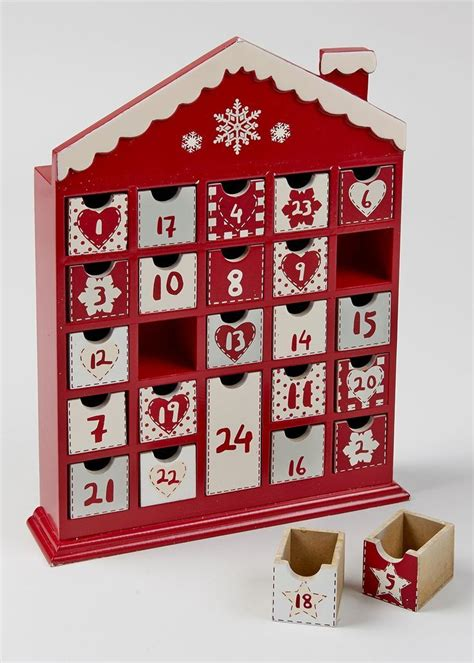 24 best wooden advent calendars images on pinterest